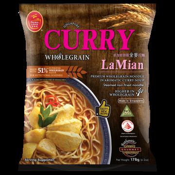 Curry Wholegrain LaMian 1'S