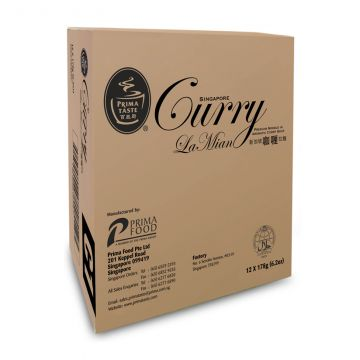 Curry LaMian (One Carton)