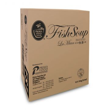 Fish Soup LaMian (One Carton)