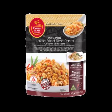 Laksa Fried Rice Sauce (Spice & Coconut Stir-Fry Sauce)