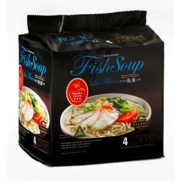 Fish Soup LaMian 4's