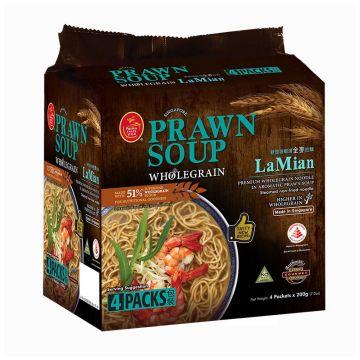 Prawn Soup Wholegrain LaMian