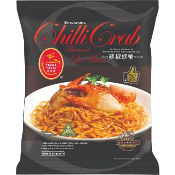 Chilli Crab Flavoured LaMian 1's