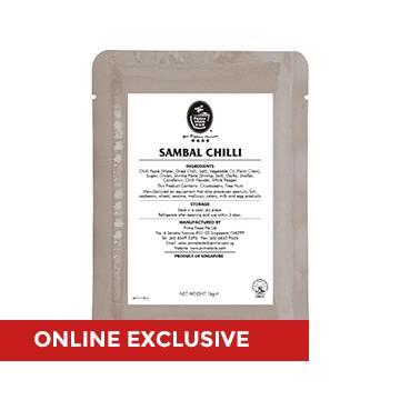 Sambal Chilli Party Pack Set