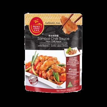 Sambal Chilli (Asian Chilli Sauce)