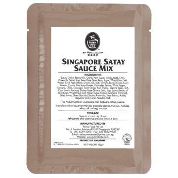 Singapore Satay Sauce Mix