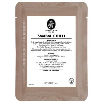Sambal Chilli Party Pack Set