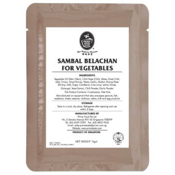 Sambal Belachan For Vegetables Party Pack Set