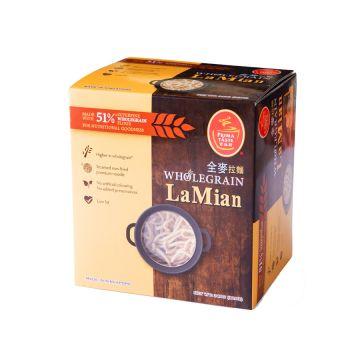 Wholegrain LaMian (Premium Non-fried Noodles)