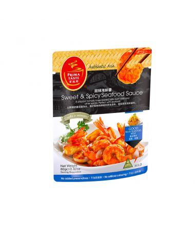 Sweet & Spicy Seafood Sauce