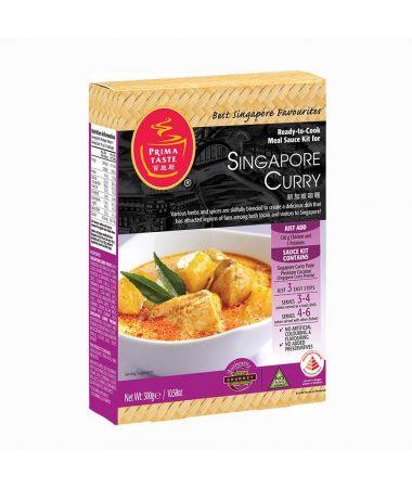 Singapore Curry